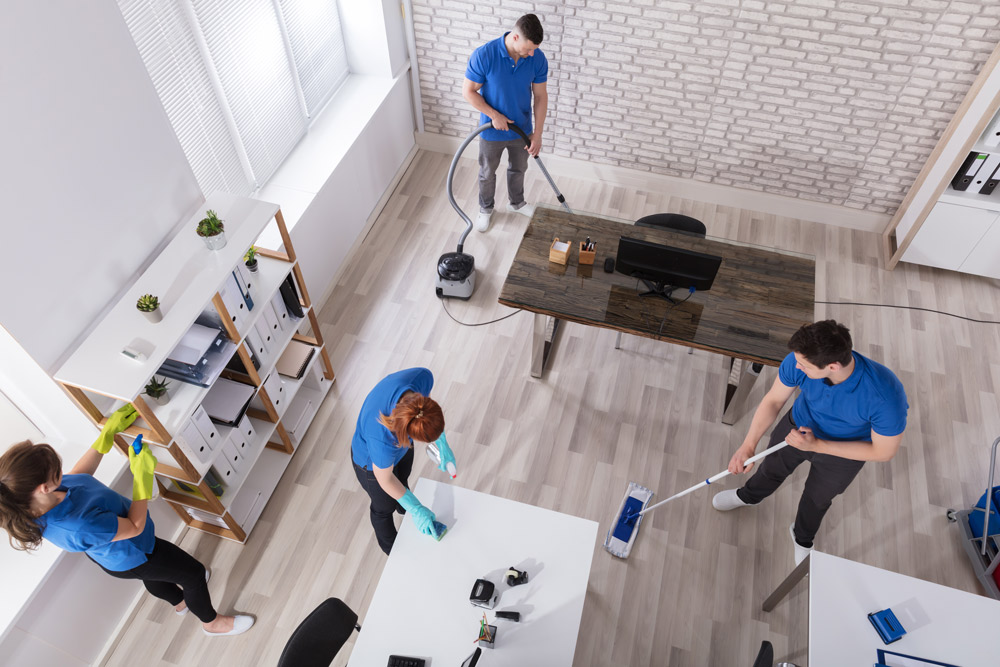 Tips for Cleaning Your Office Space