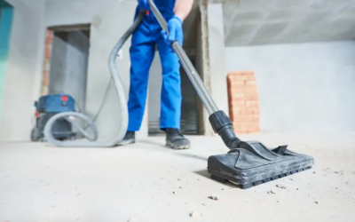 Construction Cleaning – During and After