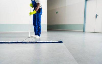 Build an Effective Floor Disinfection Program